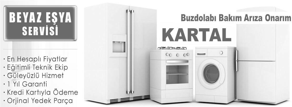 Kartal Buzdolabı Tamir Servisi