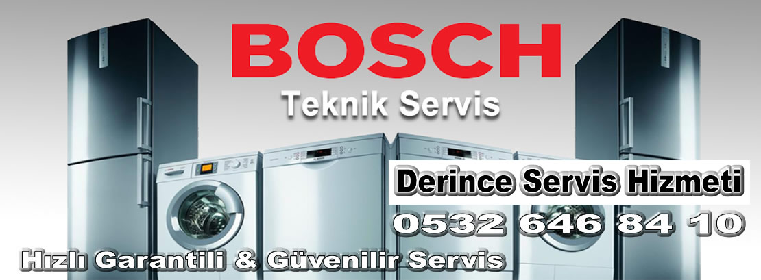 Derince Bosch Servisi