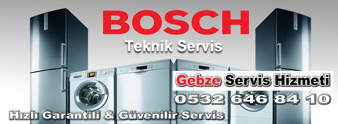 Gebze Bosch Servisi