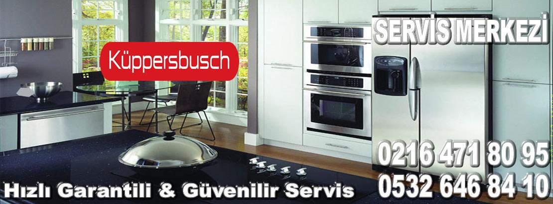 Kuppersbusch Fırın Servisi