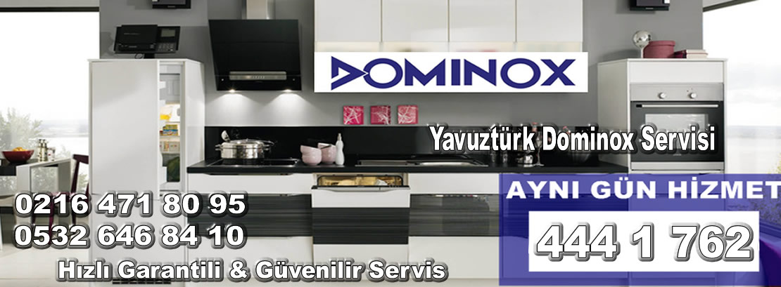 Yavuztürk Dominox Servisi
