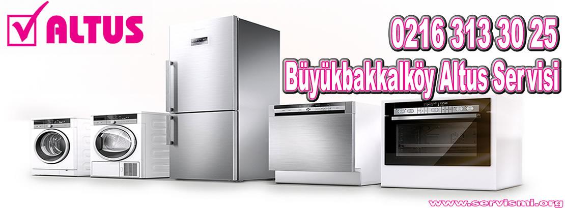 Büyükbakkalköy Altus Servisi
