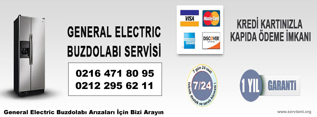 General Electric Buzdolabı Servisi