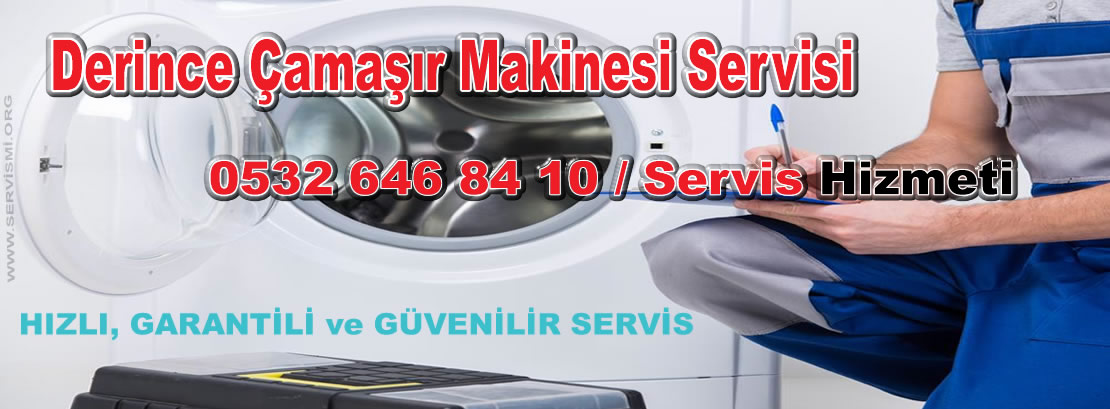 Derince Çamaşır Makinesi Servisi