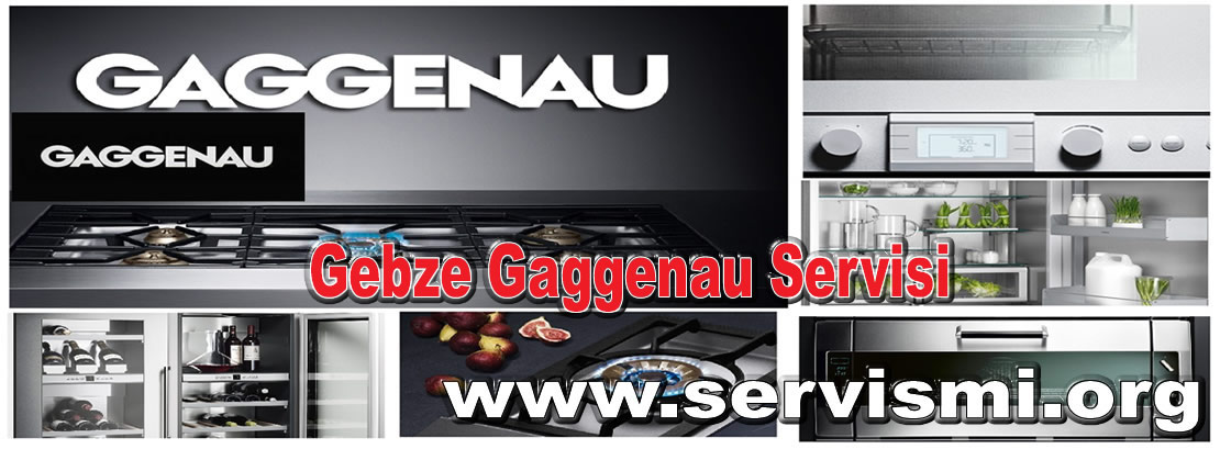 Gebze Gaggenau Servisi