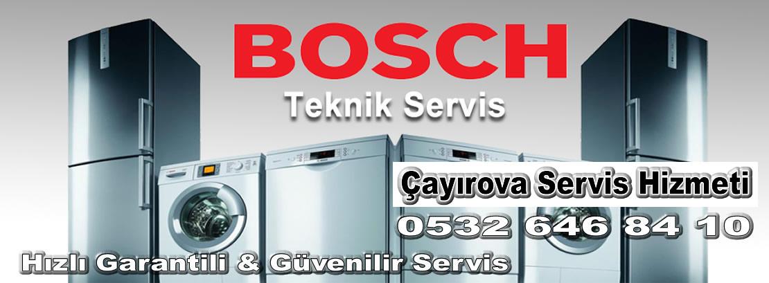 Çayırova Bosch Servisi