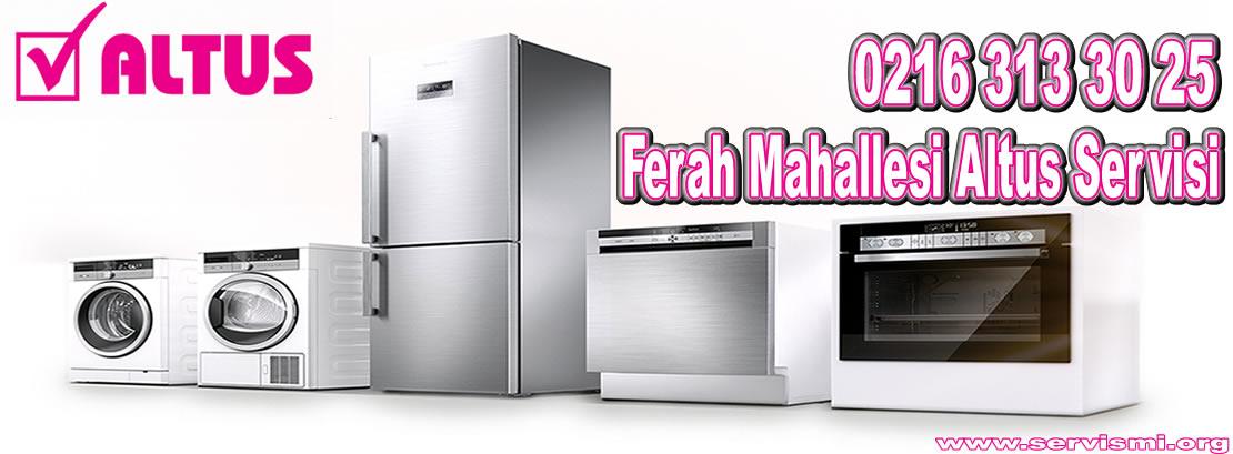 Ferah Mahallesi Altus Servisi