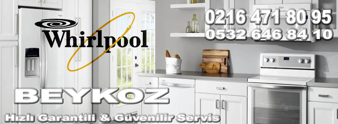 Beykoz Whirlpool Servisi
