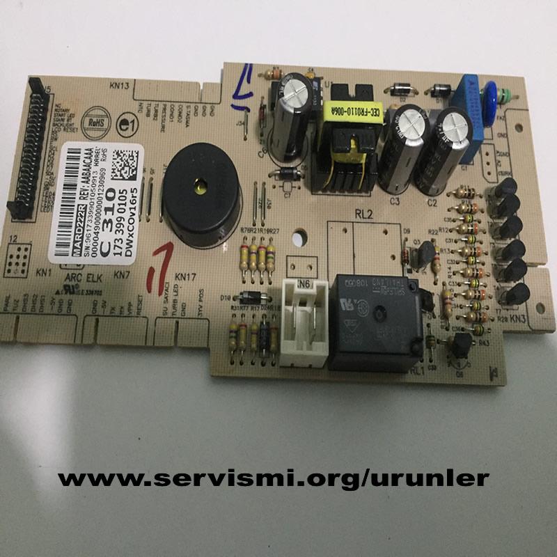 Arçelik Bulaşık Makinesi Kartı 1733990105