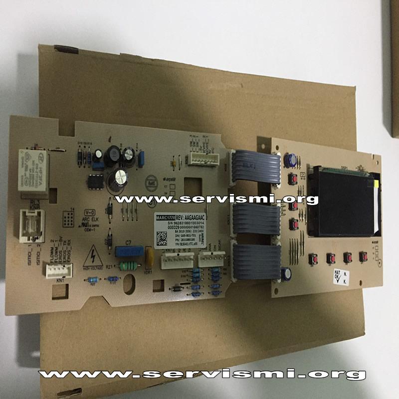 arçelik çamaşır makinesi elektronik kart