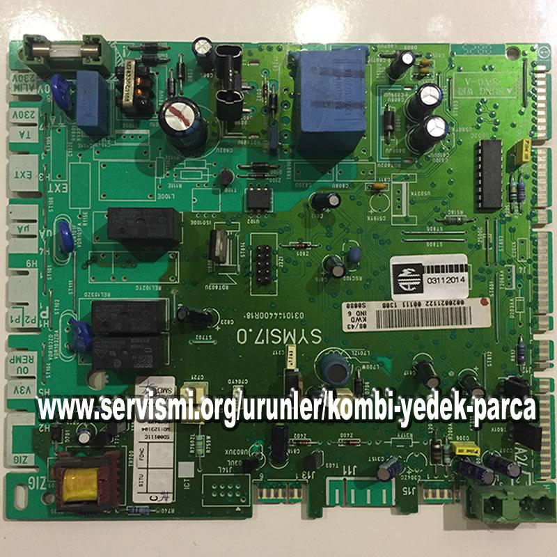 Protherm Leopard Elektronik Kartı
