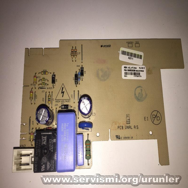 Arçelik Bulaşık Makinası Kart B312  1899420305