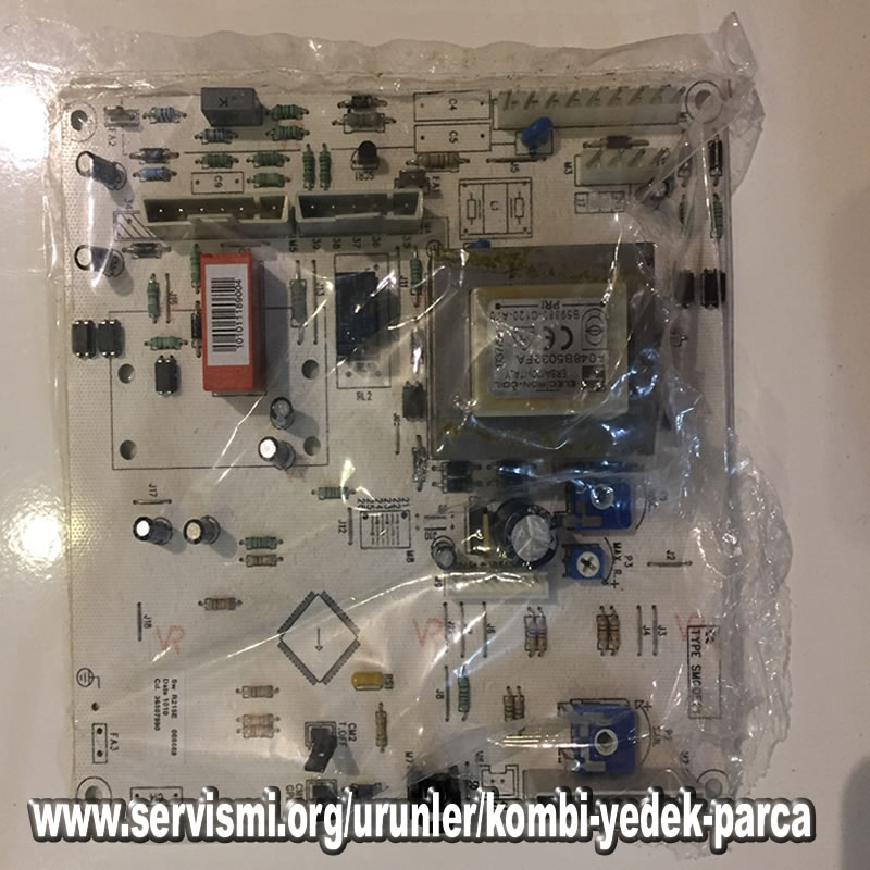 Baymak Baxi Eco 310 Fi Elektronik Kart
