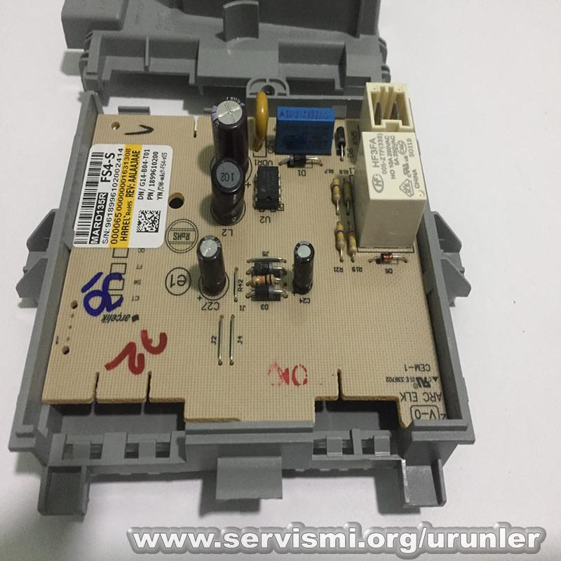 6242 HI Arçelik Bulaşık Makinası Kart (FS4-S ) 1899610250