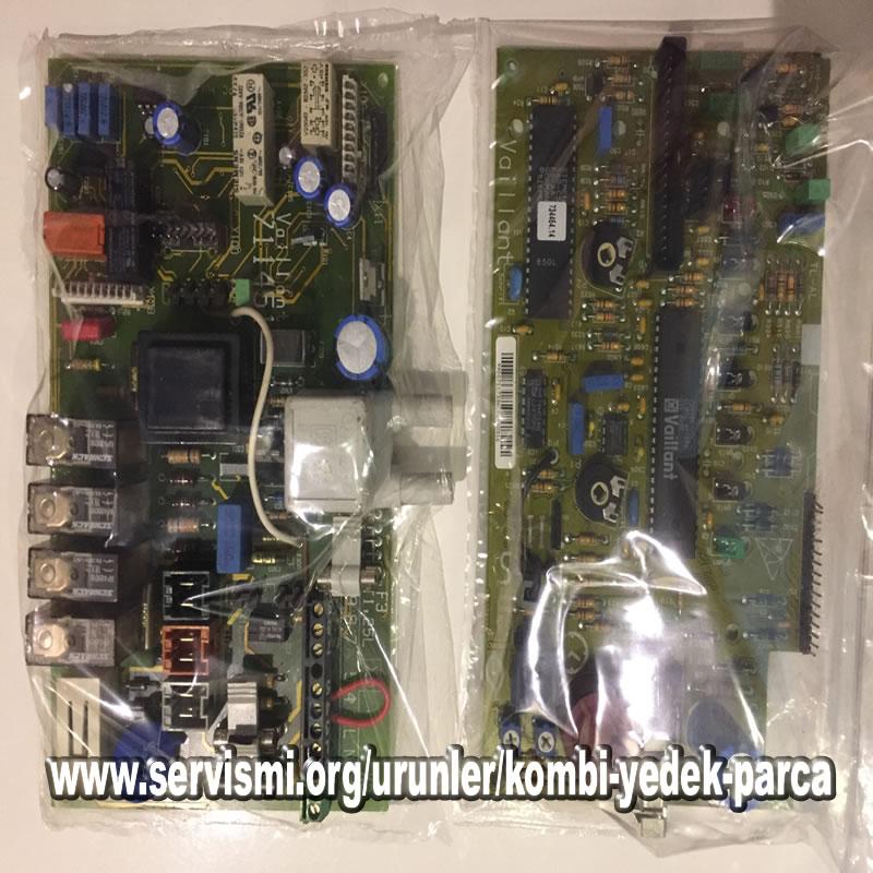 Vaillant VCK Kombi Elektronik Kartı
