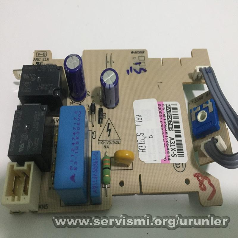 Arçelik Bulaşık Makinesi Elektronik Kart - A31X-S