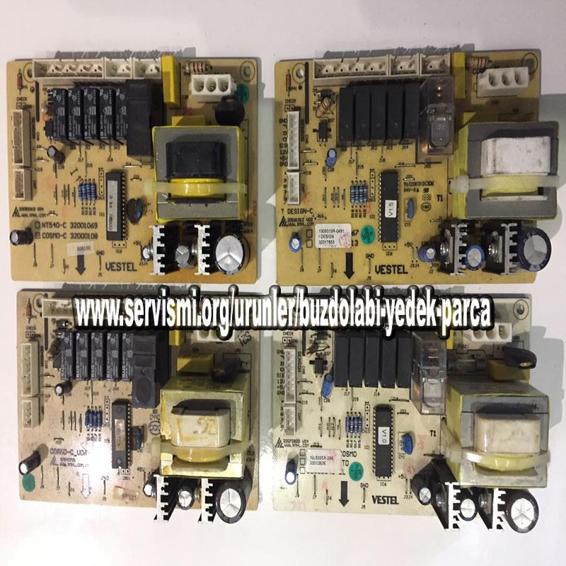 Vestel Buzdolabı Elektronik Kart