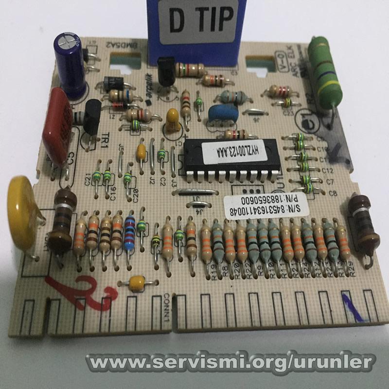 Arçelik Bulaşık Makinesi Elektronik Kart - 1883650600