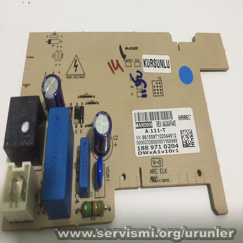 Arçelik Bulaşık Makinesi Elektronik Kart Modülü - 1889710204