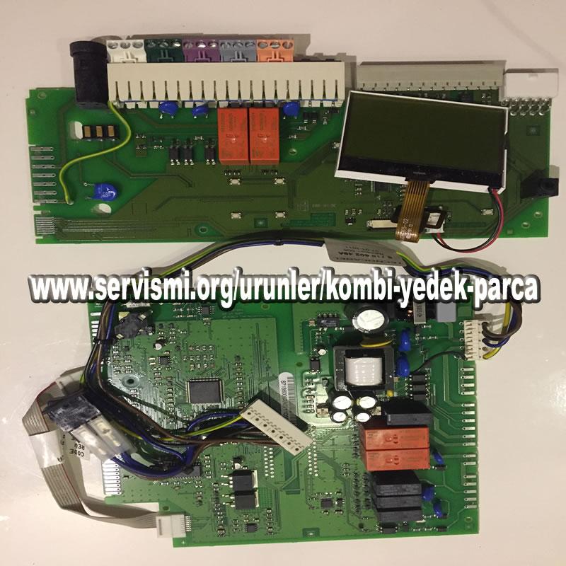 Bosch Buderus Elektronik Premix Kombi Kart