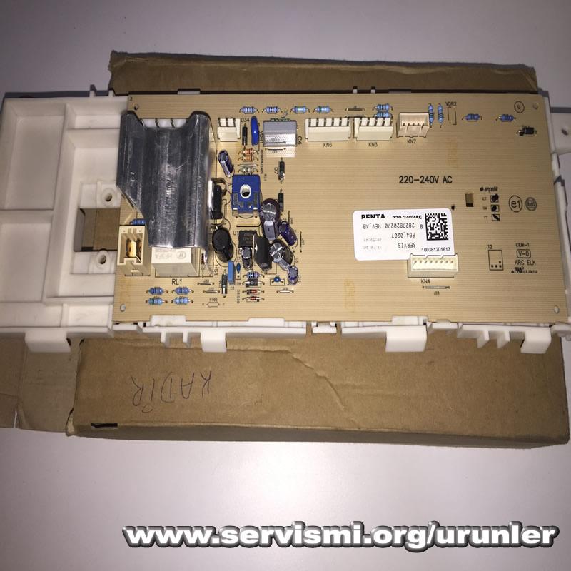 Arçelik Çamaşır Makinesi Ana Kart - 2827820270